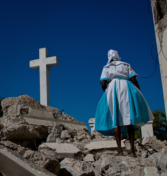 Haiti Earthquake Anniversary