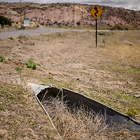 Storm drainage along Hassler Valley Road is slated for a $2 million upgrade.