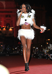 Azealia Banks during the Life Ball 2013 at City Hall, Vienna, Austria, 25 May, 2013. Photo by Schneider-Press / John Farr / i-Images. .UK & USA ONLY