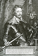 Frederick Henry, or Frederik Hendrik in Dutch (29 January 1584 – 14 March 1647), was the sovereign Prince of Orange and stadtholder of Holland, Zeeland, Utrecht, Guelders, and Overijssel from 1625 to 1647.