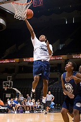 PG Brandon Knight (Ft. Lauderdale, FL / Pine Crest Academy).  The NBA Player's Association held their annual Top 100 basketball camp at the John Paul Jones Arena on the Grounds of the University of Virginia in Charlottesville, VA on June 20, 2008