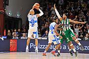 DESCRIZIONE : Campionato 2014/15 Dinamo Banco di Sardegna Sassari - Sidigas Scandone Avellino<br /> GIOCATORE : David Logan<br /> CATEGORIA : Tiro Tre Punti Three Point Controcampo<br /> SQUADRA : Dinamo Banco di Sardegna Sassari<br /> EVENTO : LegaBasket Serie A Beko 2014/2015<br /> GARA : Dinamo Banco di Sardegna Sassari - Sidigas Scandone Avellino<br /> DATA : 24/11/2014<br /> SPORT : Pallacanestro <br /> AUTORE : Agenzia Ciamillo-Castoria / Claudio Atzori<br /> Galleria : LegaBasket Serie A Beko 2014/2015<br /> Fotonotizia : Campionato 2014/15 Dinamo Banco di Sardegna Sassari - Sidigas Scandone Avellino<br /> Predefinita :