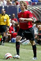 Fotball<br /> Sesongen 2004/2005<br /> Foto: ProShots/Digitalsport<br /> NORWAY ONLY<br /> <br /> championsworldseries 2004<br /> manchester united - ac milan 1-1<br /> 31-7-2004<br /> jonathan spector
