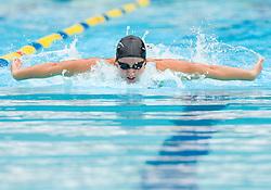 Kaja Perkovic of Branik Maribor during 10th International Swimming Competition Veronika 2011, on July 16, 2011, in Pod skalco pool, Kamnik, Slovenia. (Photo by Vid Ponikvar / Sportida)