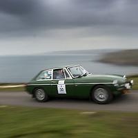 Car 30 Colin Evans / Roger Bricknell - MG BGT