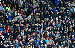 Bristol Rugby fans - Mandatory byline: Robbie Stephenson/JMP - 25/05/2016 - RUGBY UNION - Ashton Gate Stadium - Bristol, England - Bristol Rugby v Doncaster Knights - Greene King IPA Championship Play Off FINAL 2nd Leg.