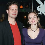 Playboy Feest 2000, Betje Koolhaas en vriend Wiebe