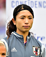 International Women's Friendly Matchs 2019 / <br /> SheBelieves Cup Tournament 2019 - <br /> Japan vs England 0-3 ( Raymond James Stadium - Tampa-FL,Usa ) - <br /> Aya Sameshima of Japan