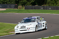 #82 Graham SAUL Ford Sierra RS500 during HSCC Dunlop Saloon Car Cup  as part of the HSCC Oulton Park Gold Cup  at Oulton Park, Little Budworth, Cheshire, United Kingdom. August 24 2019. World Copyright Peter Taylor/PSP. Copy of publication required for printed pictures.