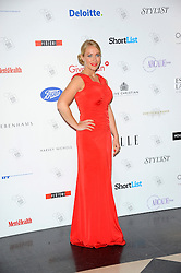 Laura Hamilton attends the FiFI UK Fragrance Awards 2013 at The Brewery on May 16, 2013 in London, England, May 16, 2013. Photo by:  Chris Joseph / i-Images