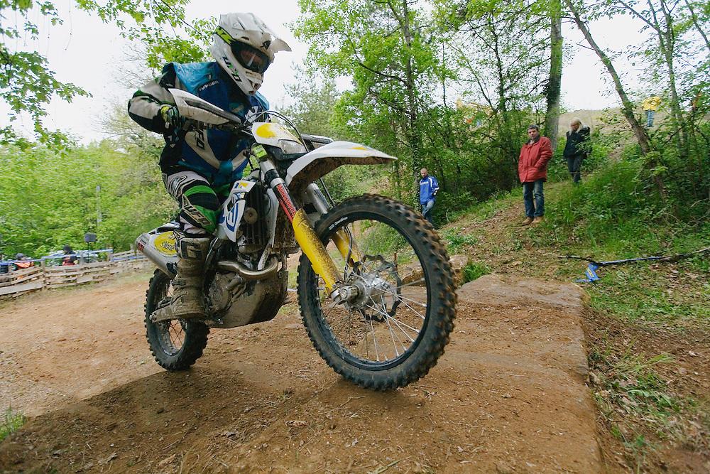 Special extreme, le dimanche 20 avril 2014 - Bertrand BAILLEUX