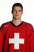 31.07.2013; Wetzikon; Eishockey - Portrait Nationalmannschaft; Felicien Du Bois (Valeriano Di Domenico/freshfocus)