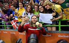 20160821 Rio 2016 Olympics - Håndbold finale Danmark-Frankrig