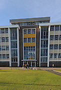 University of Stellenbosch : Engineering Building. <br /> Photo by Roger Sedres