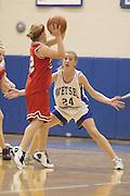 8th Grade Girls Basketball..First Period..vs North Fork..December 2, 2004
