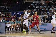DESCRIZIONE : Championnat de France Basket Ligue Pro A  Semaine des As Pau<br /> GIOCATORE : Mendy Antoine<br /> SQUADRA : Pau<br /> EVENTO : Ligue Pro A  2010-2011<br /> GARA : Pau Cholet<br /> DATA : 10/02/2011<br /> CATEGORIA : Basketbal France Ligue Pro A<br /> SPORT : Basketball<br /> AUTORE : JF Molliere par Agenzia Ciamillo-Castoria <br /> Galleria : France Basket 2010-2011 Action<br /> Fotonotizia : Championnat de France Basket Ligue Pro A Semaine des As Quart Finale Pau