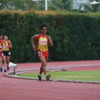 B Div Boys 1500m Walk