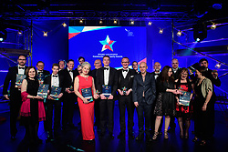 The winners from the Greater Lincolnshire Construction and Property Awards 2018 organised by Lincolnshire Chamber of Commerce and held at The Engine Shed, Lincoln.<br /> <br /> Picture: Chris Vaughan Photography<br /> Date: February 6, 2018