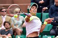 Carlos BERLOCQ  - 28.05.2015 - Jour 5 - Roland Garros 2015<br /> Photo : Dave Winter / Icon Sport