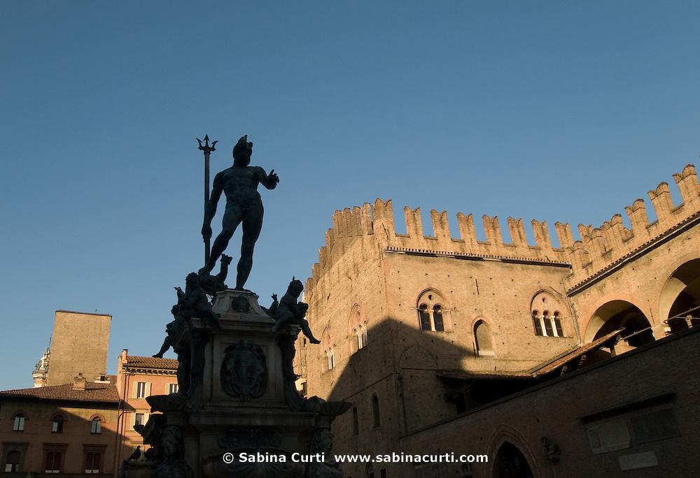 Neptune, Piazza Maggiore, Bologna