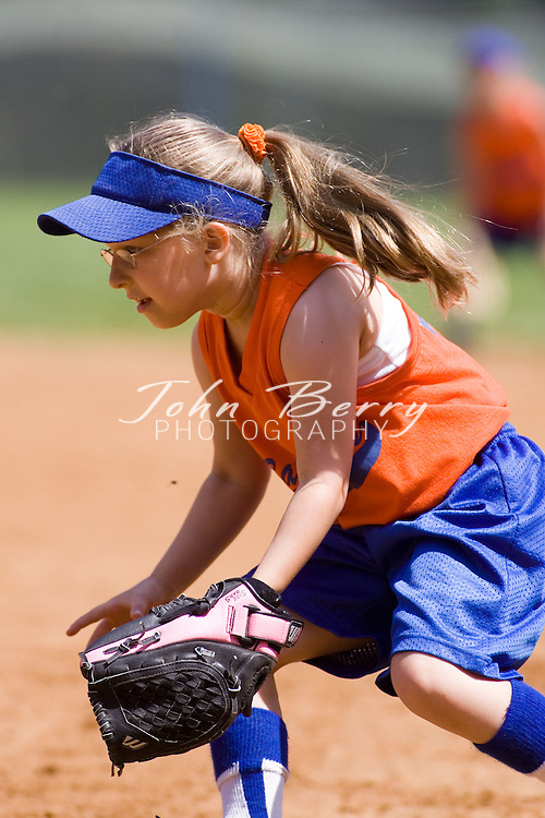 MPR 8 & Under Softball.Taylor vs Mitchell.May 6, 2006