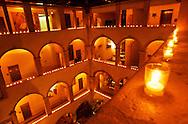 France. Lyon . Festival of light in the Cour des Loges Hotel in the old city of Lyon       Fête des lumières dans l'hôtel la cour des loges dans le vieux Lyon.      R00063 23    L931208a     P0000260