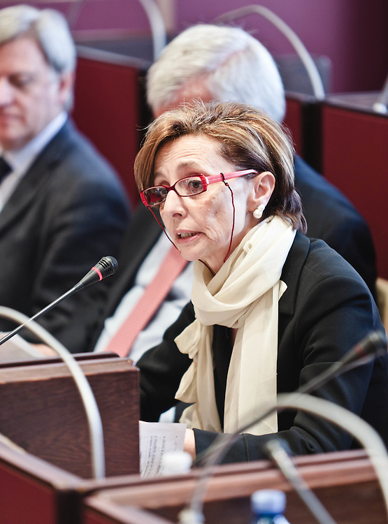 14 APR 2011 - Mestre (Venezia) - Carmela Camardi