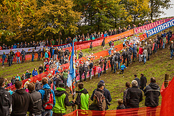 Cross at the Cauberg - Valkenburg, Netherlands - Cyclo-cross World Cup #1 Valkenburg - 20th October 2013