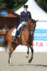 Bredow-Werndl, Jessica von, Zaire 14<br /> Donaueschingen 2013<br /> Dressur, Burg Pokal<br /> © www.sportfotos-lafrentz.de / Stefan Lafrentz