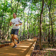 Images from the Where the Wild Things Run 5k at Caw Caw Interpretive Center, part of the Charleston Country Parks and Recreation Commission (CCPRC), near Charleston, SC