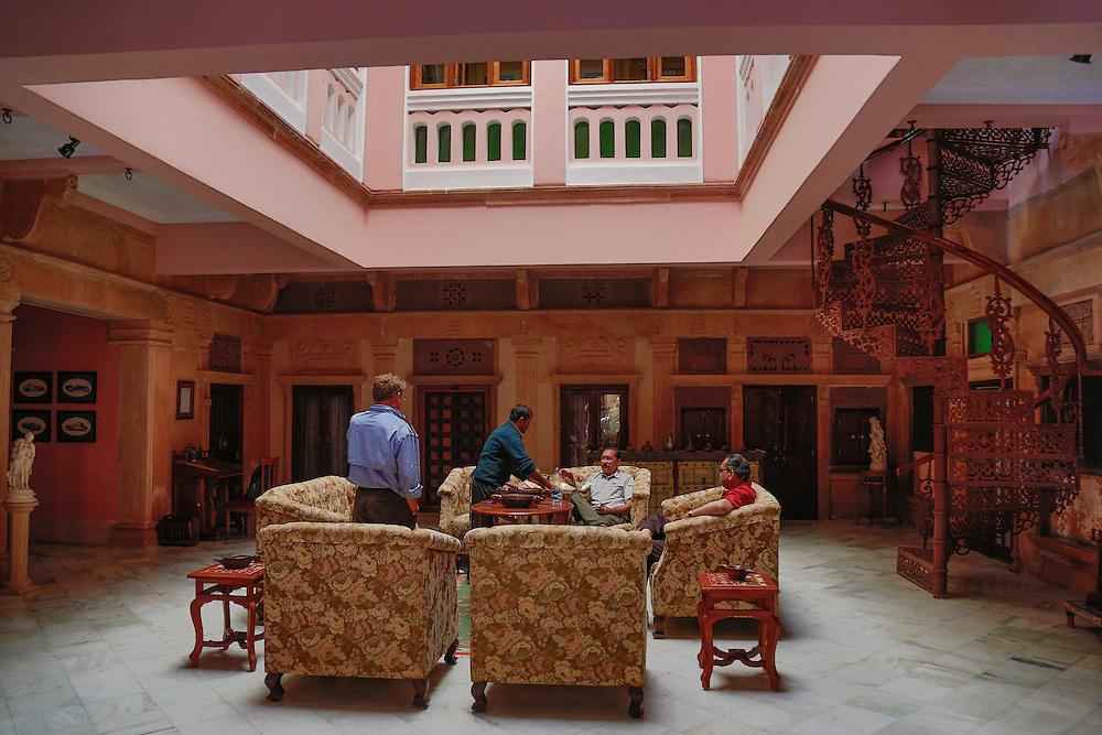 Ahore, Haveli Heritage Hotel