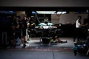 October 19-22, 2017: United States Grand Prix. Lewis Hamilton (GBR), Mercedes AMG Petronas Motorsport, F1 W08