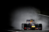01 VETTEL Sebastian (Ger) Red Bull Renault Rb10 action during the 2014 Formula One World Championship, Grand Prix of China on April 20, 2014 in Shanghaï, China. Photo Eric Vargiolu / DPPI