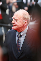 Actor Bruno Ganz at the gala screening for the film Sicario at the 68th Cannes Film Festival, Tuesday May 19th 2015, Cannes, France.