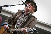 Ian Hunter and the Rant Band at the 2011 Hoboken Music & Arts Festival