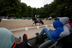 Verliefden Fanny, BEL, Indoctro vd Steenblok<br /> CDI 3* Grand Prix Special - CHIO Rotterdam 2017<br /> © Hippo Foto - Dirk Caremans<br /> Verliefden Fanny, BEL, Indoctro vd Steenblok