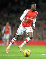 Arsenal's Danny Welbeck - Photo mandatory by-line: Alex James/JMP - Mobile: 07966 386802 - 22/11/2014 - Sport - Football - London - Emirates Stadium - Arsenal v Manchester United - Barclays Premier League