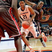 Illinois Basketball vs. Brown - 11.24.2014