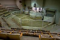 Amarillo Livestock Auction House, Texas