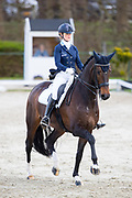 Juliette Ramel - Buriel K.H.<br /> CDI Zeeland Outdoor 2018<br /> © DigiShots