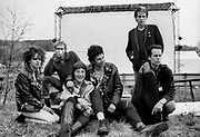 UK Subs - The Loch Lomond Rock Festival 1979
