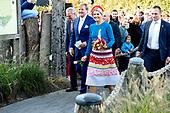 Koningspaar brengt streekbezoek aan Zeeland