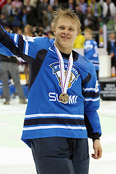 15.04.2011, Orange Arena, Bratislava, SVK, IIHF 2011 World Championship, Finale, SWEDEN vs FINLAND, im Bild..... EXPA Pictures © 2011, PhotoCredit: EXPA/ EXPA/ Newspix/ .Tadeusz Bacal +++++ ATTENTION - FOR AUSTRIA/(AUT), SLOVENIA/(SLO), SERBIA/(SRB), CROATIA/(CRO), SWISS/(SUI) and SWEDEN/(SWE) CLIENT ONLY +++++