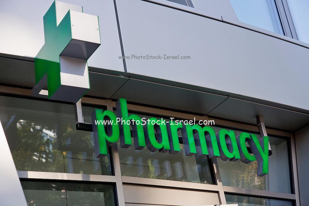 Pharmacy Berlin, Germany