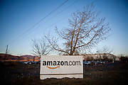 The Amazon warehouse in Fernley, Nevada, December 13, 2011. CREDIT: Max Whittaker/Prime for The Wall Street Journal.AMAZONTOWN