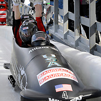 03-01-09 4-Man World Cup Bob Sled Championship