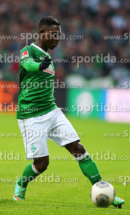 Football: Germany, 1. Bundesliga<br /> Eljero Elia (SV Werder Bremen)