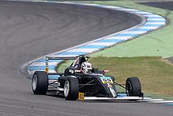 Marylin Niederhauser (A) (Lechner Racing) beim ADAC Formel 4 Rennen am Hockenheimring.  / 300916<br /> <br /> <br /> ***ADAC Formula 4 race on October 1, 2016 in Hockenheim, Germany.***