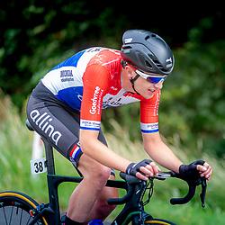 07-07-2019: Wielrennen: Zevenheuvelenomloop: Beek<br />Nederlands Kampioen elite zonder contract Robin Lowik uit Vriezenveen ;