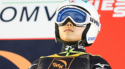 12.12.2015, Nordic Center, Nizhny Tagil, RUS, FIS Weltcup Ski Sprung, Nizhny Tagil, Damen, im Bild Sara Takanashi (JPN) // Sara Takanashi of Japan during Ladies Skijumping Competition of FIS Skijumping World Cup at the Nordic Center in Nizhny Tagil, Russia on 2015/12/12. EXPA Pictures © 2015, PhotoCredit: EXPA